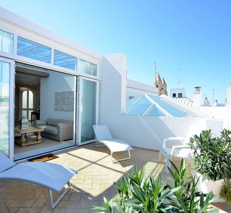 El Armador Casa Palacio - Apartamentos Premium Cádiz