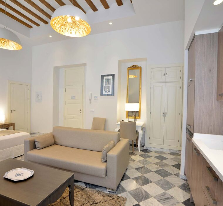 Apartamento Estudio Deluxe - Apartamento Premium en Cádiz