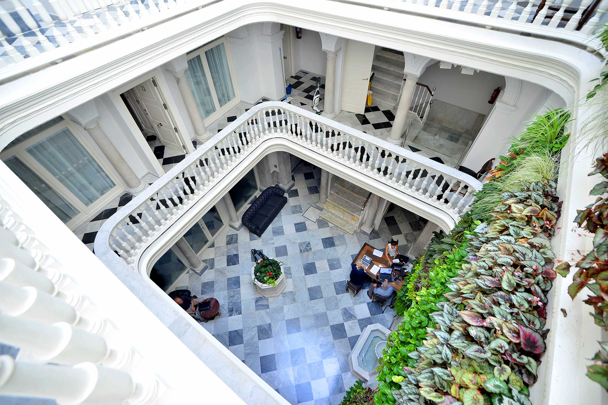 El Armador Casa Palacio - Premium Apartments Cádiz