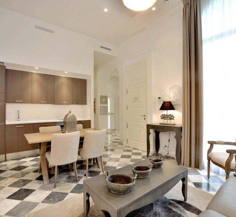 Apartamento de dos dormitorios - Apartamento Premium en Cádiz